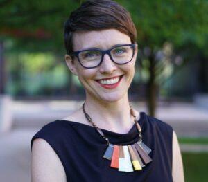Photo of Katherine Schaap Williams